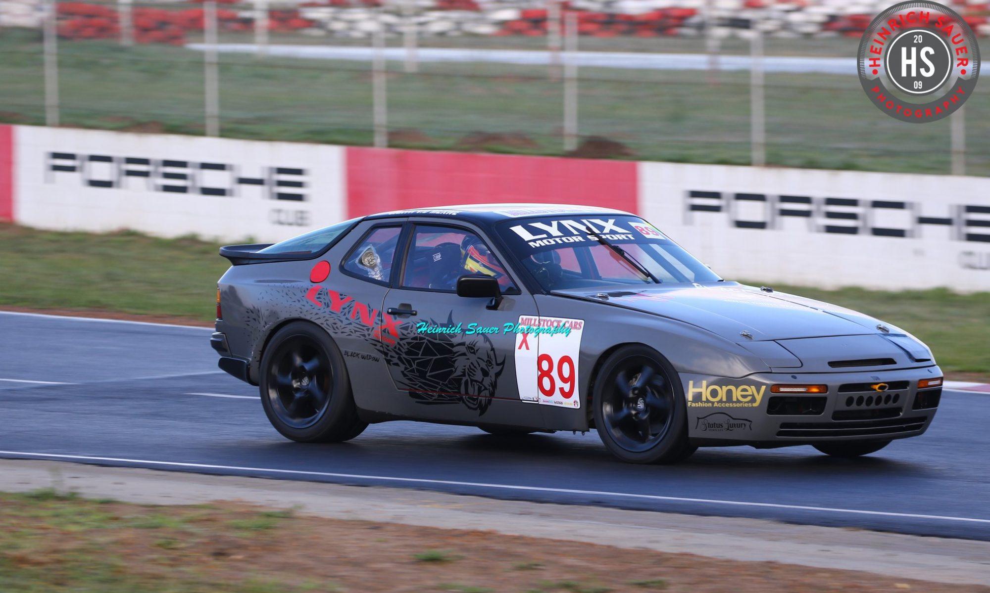 Historic Car Racing (Western Cape)