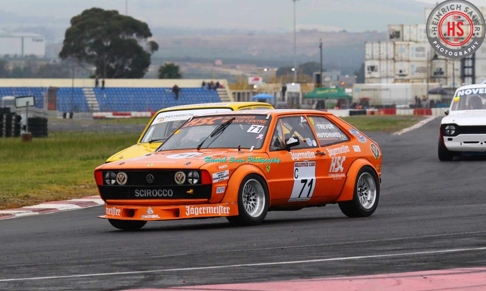 Historic Car Racing (Western Cape)